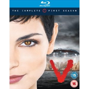 V - Complete First Series Season 1 Blu-ray New & Sealed